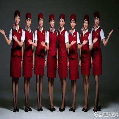 广州民航医院为东航空姐顺利通过代体检
